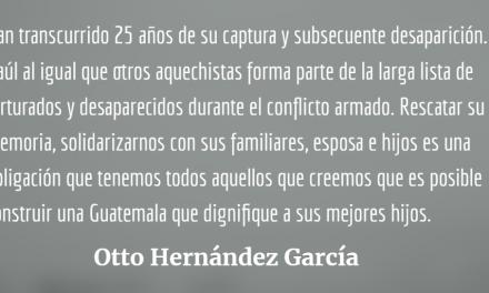 A la memoria de Ana Lucrecia Orellana Stormont y Edgar Raúl Rivas Rodríguez