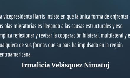 Kamala Harris y el desafío de escuchar y trabajar con la Centroamérica ignorada (III)