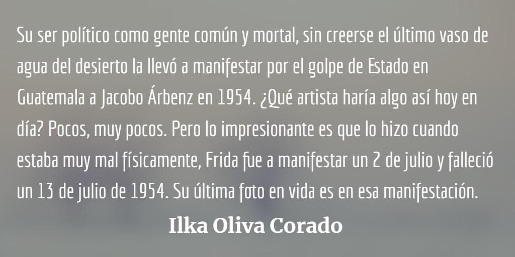 La inmensidad de Frida Kahlo lo abarca todo, lo ilumina todo