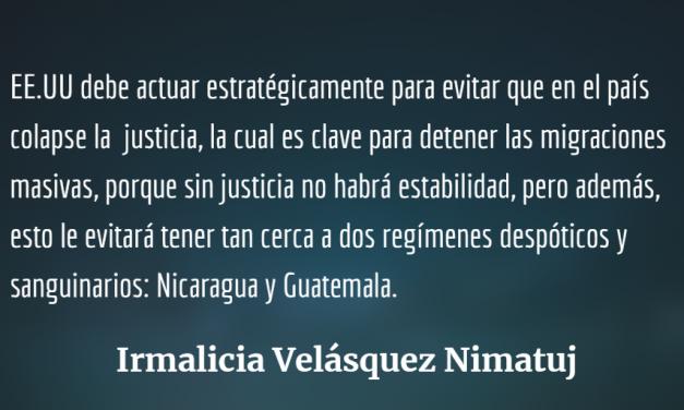 El pacto de corruptos de Guatemala: un peligro para la seguridad regional
