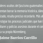Xibalbá y «El diario militar»
