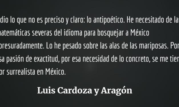 México de cerca, de lejos…