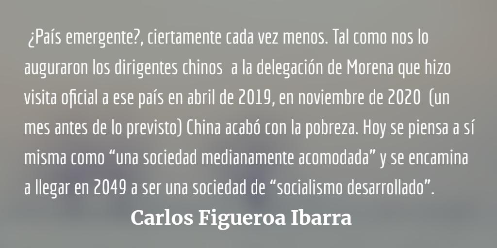 China en el centenario del Partido Comunista