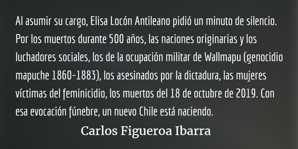 El pueblo Mapuche reivindicado