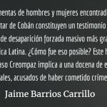 Represión y corrupcion, dos caras de la misma moneda del Diario Militar
