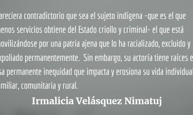 El sujeto indígena y el fracasado Estado criollo