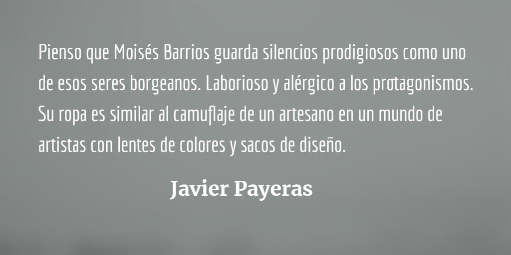 Moisés Barrios