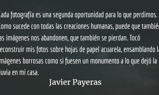 Luis González Palma: el recuento de los años