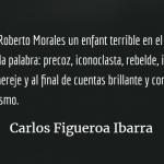 Mario Roberto Morales, l'enfant terrible