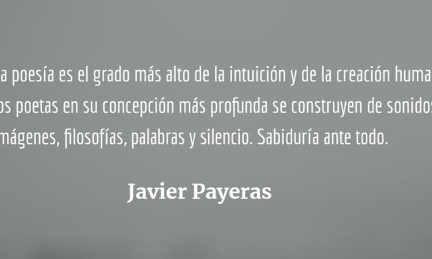 Entrevista con Javier Payeras